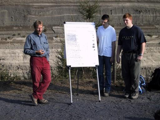 Unterricht -Wingertsbergwand