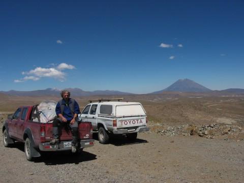 Anfahrt auf Arequipa