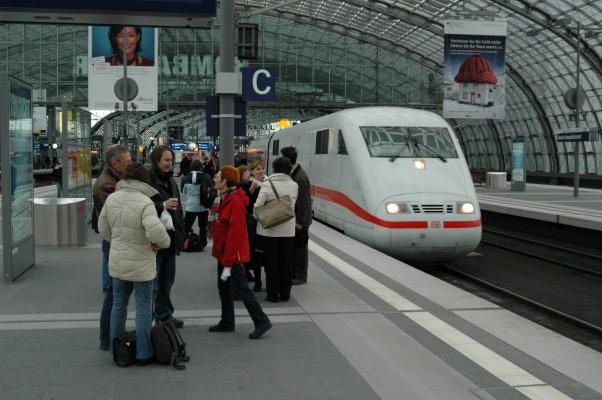 Start nach Wolfsburg