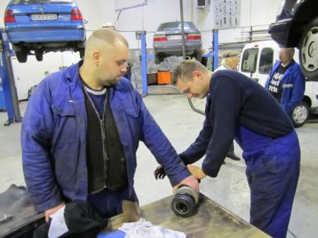 Kfz-Mechaniker