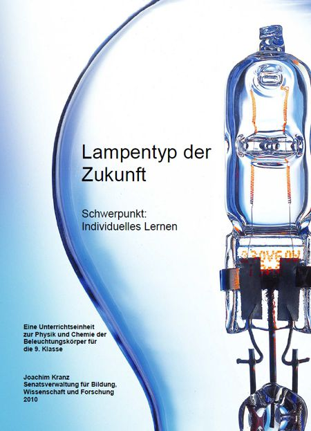 Deckblatt Lampenlabor