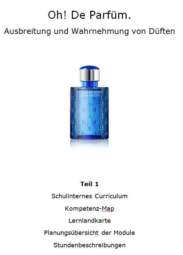 Deckblatt Oh de Parfum